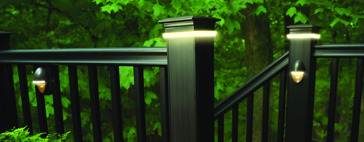 Handrail Deck Light Kits 2