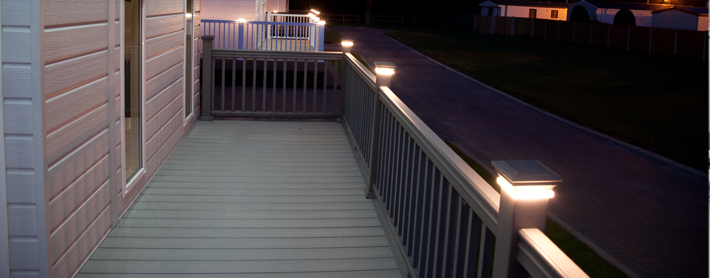Handrail Deck Light Kits 8
